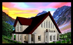 Minecraft easy house  SUPER EASY HOUSE TUTORIAL