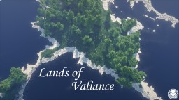 Lands of Valiance - Valiance Archipelago | #WeAreConquest Minecraft Project