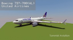 Boeing 737-700(WL) United Airlines [+Download]