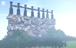 Realistic Wall Minecraft Map & Project