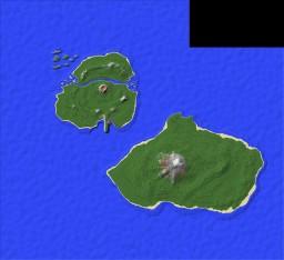 Wyvern Islands Minecraft Map & Project