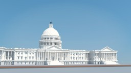 The US Capitol Minecraft Map & Project