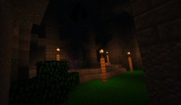 #ProjectCorrution - Great fairy fountain (Inside) Minecraft Map & Project