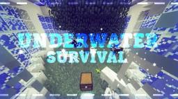 Underwater Survival Minecraft Map & Project