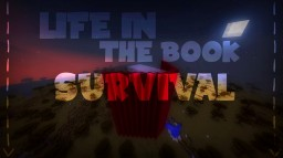 Life In a Book Survival Minecraft Map & Project