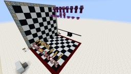 Pseudo-4D Fairy Chess Mechanics Minecraft Map & Project