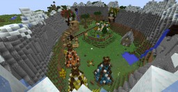 FFA MAP Minecraft Map & Project