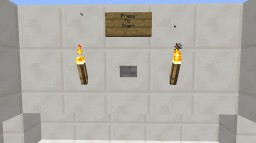 Five Seconds Minecraft Map & Project