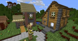 Simple World Minecraft