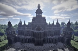 Royal Palace -The Garden Of The King Minecraft Project