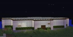 Modern Redstone House