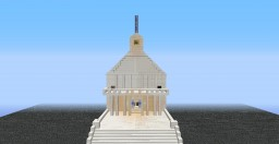 Solomon Wayne Courthouse v2 Minecraft Map & Project