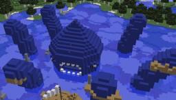 The Kraken Minecraft Map & Project