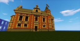 19th century mansion Minecraft