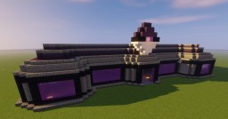 Duskhaven Pokemart Minecraft Map & Project