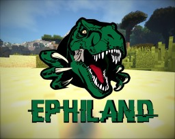 [1.8.9] EphiLand- Modded Island *work in progress* Minecraft Project