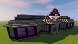 Duskhaven Pokecenter Minecraft Map & Project