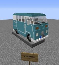 [1.8.9] Volkswagen T2 Chisiel&Bits ! Minecraft Project