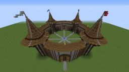 La cite perdue Minecraft Map & Project