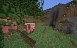 holes Minecraft Map & Project