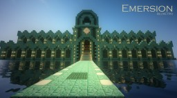 Emersion of the Temple Minecraft Project