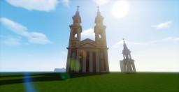 Mozes en Aäronkerk Minecraft