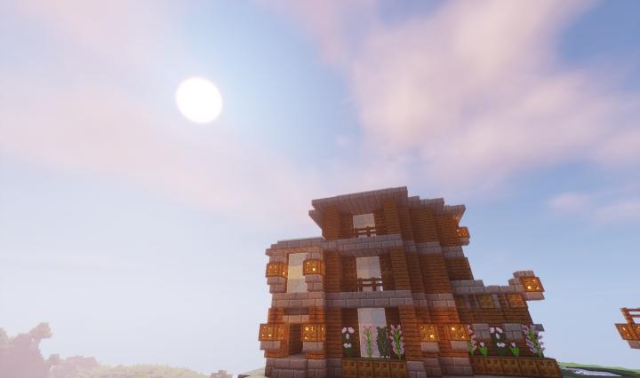 Mynna Point I Minecraft Project