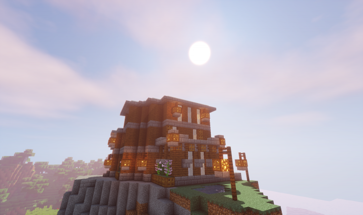 Mynna Point I Minecraft Project