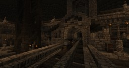 Halls of Dunhirm - Dwarven Dungeon Minecraft Map & Project