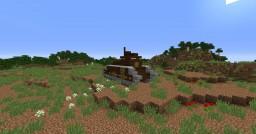 "Medium Mark C ""Hornet"" (1.5:1) Minecraft Map & Project"