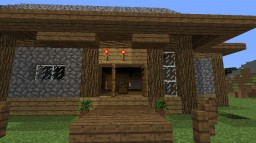 My redstone house Minecraft Project