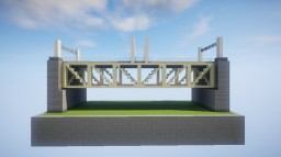 Railway Bridge Minecraft Project