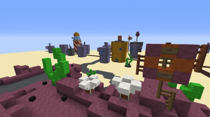 Best Spongebob Minecraft Maps Projects Planet Minecraft - Www 1001 minecraft spiele com