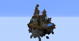 Kayt - The floating castle [Download] Minecraft