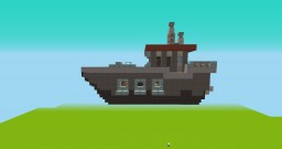 OZ` Space Ship Minecraft Project