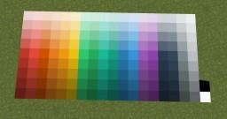 Painter's Pallet Mod! Minecraft Project