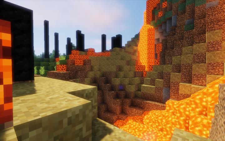 Volcanos Dead Plains