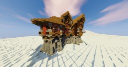Snow Hous Minecraft Map & Project