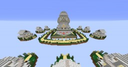 SkyWars Map: Temple Solo/Duo Minecraft
