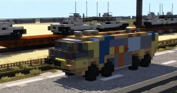 E-One Titan HPR-G 8x8 Crashtender Minecraft Map & Project