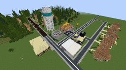 City (And Areas) Of Brownsboro Minecraft Map & Project