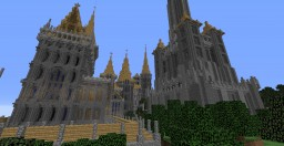 Castle of Lux Aeterna(+ DOWNLOAD) Minecraft Project