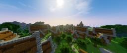 Benieux Medieval Village Minecraft