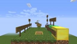 Parkour Skyblock Pro Minecraft Map & Project