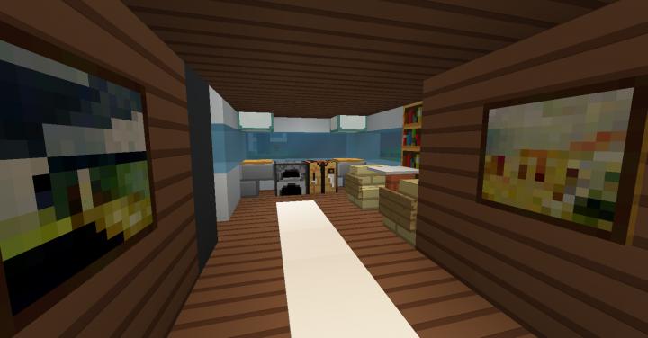 Middle Island Inside