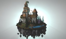 Kayt - The floating castle [Download] Minecraft Project