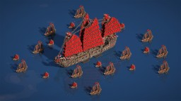 Chinese ships [Clash of Empires] Minecraft Project