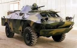 Soviet armor - prospecting -  car (APC) Soviet BRDM 2 Minecraft Map & Project