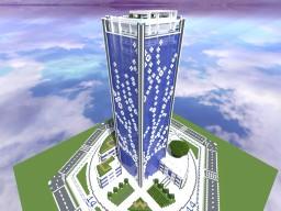 Quartz Tower #14 Minecraft Map & Project