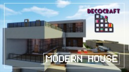 Modern house Decorator blocks remodeled